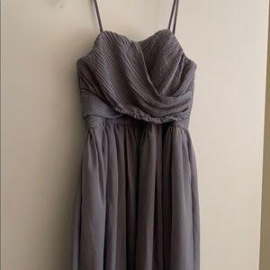 Grey Tevolio Dress